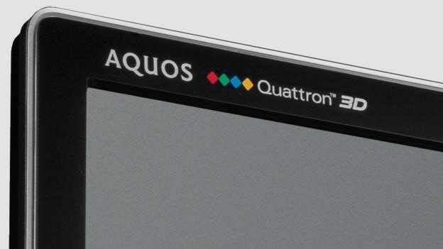 Sharp Quattron 3D