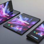 Smartphone pliable : la révolution de l'écran pliable