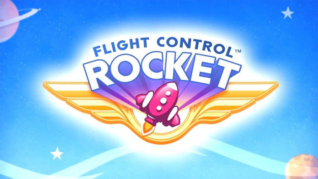 Flight Control Rocket