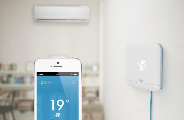 climatisation connectée