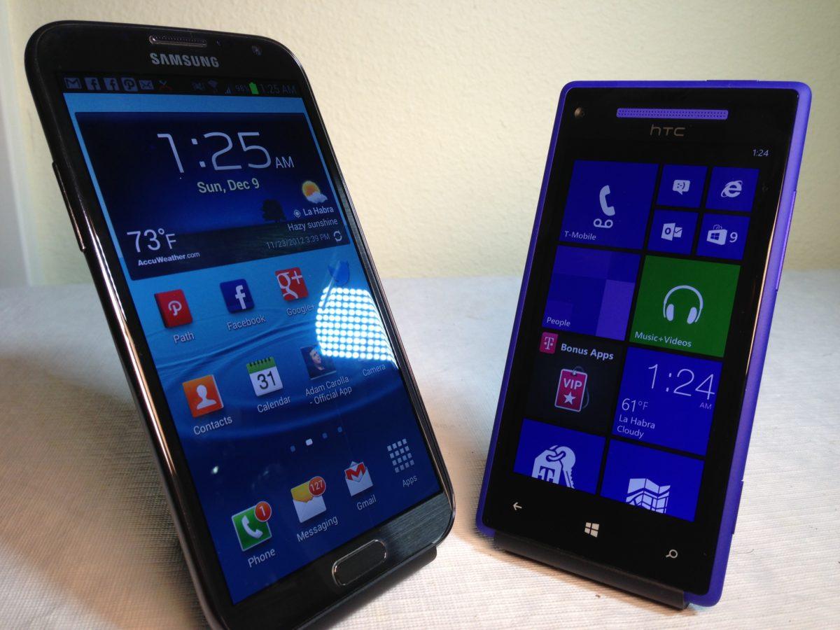 HTC 8X2