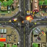 Burnout Crash, une circulation routière explosive