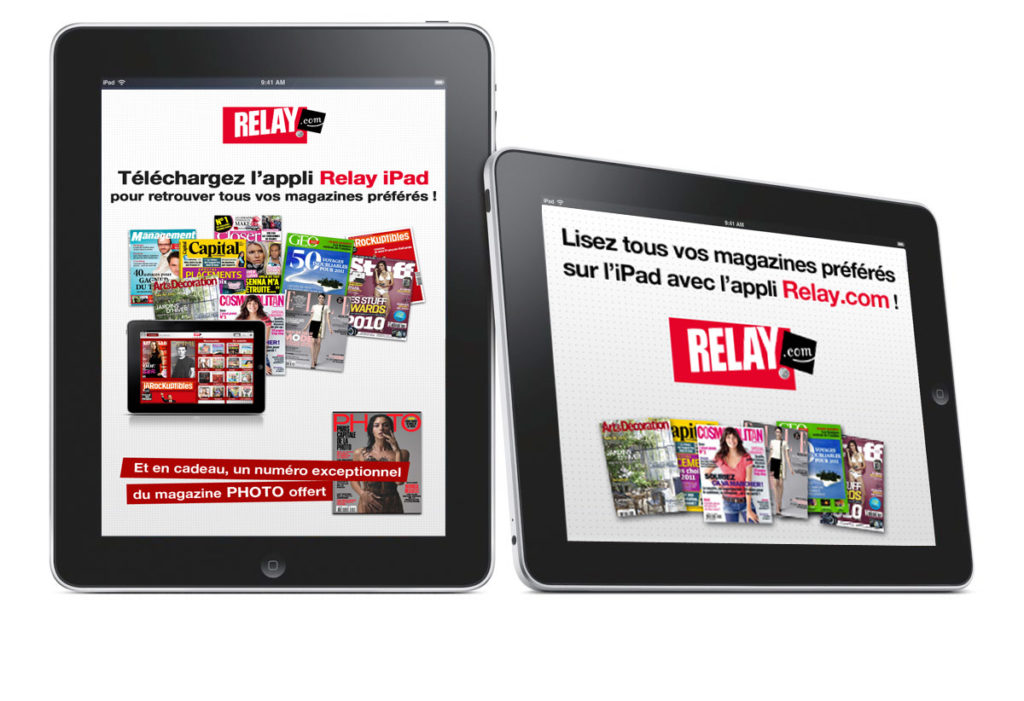 iPad Relay