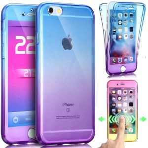 Coque iPhone 5 en silicone